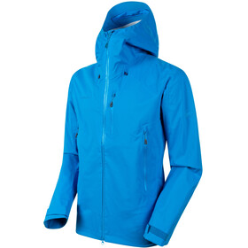 Mammut Kento HS Hooded Jacket Men gentian
